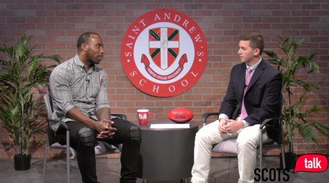 Scots Talk: Interview with Anquan Boldin