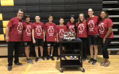 Saint Andrew's is proud to have their own FTC rookie team!