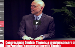 Scots Media Club: Impeachment Interview with Rep. Ted Deutch